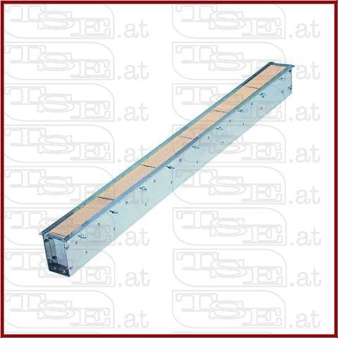 Dichtstreifen Länge 900mm Breite 10mm Stärke 4mm Keramikfaser